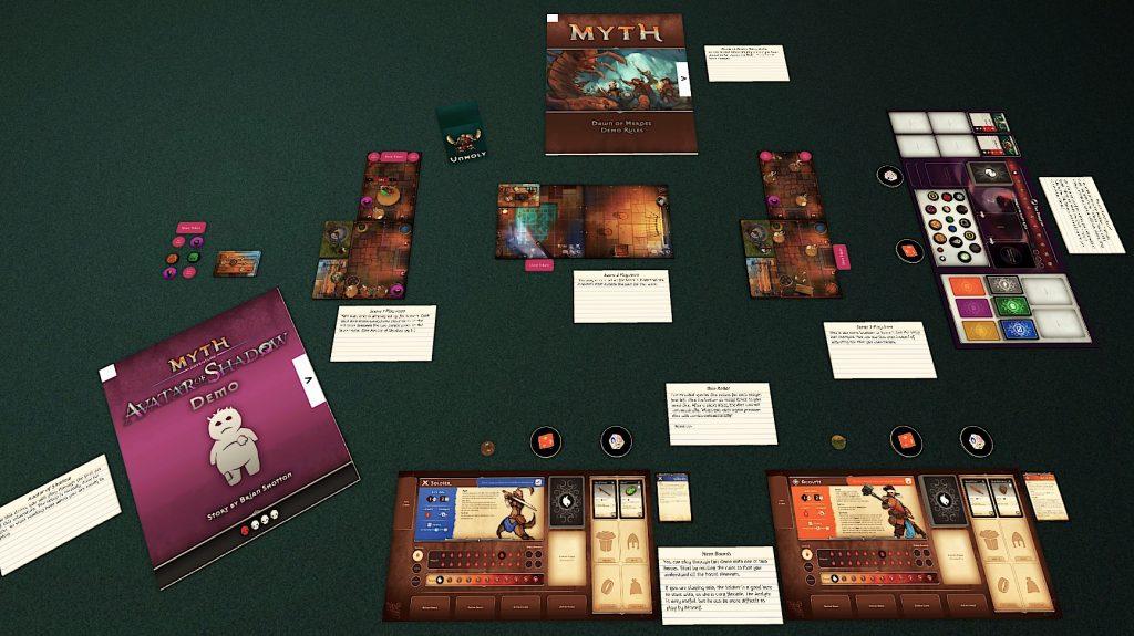 Myth: Dawn of Heroes Demo