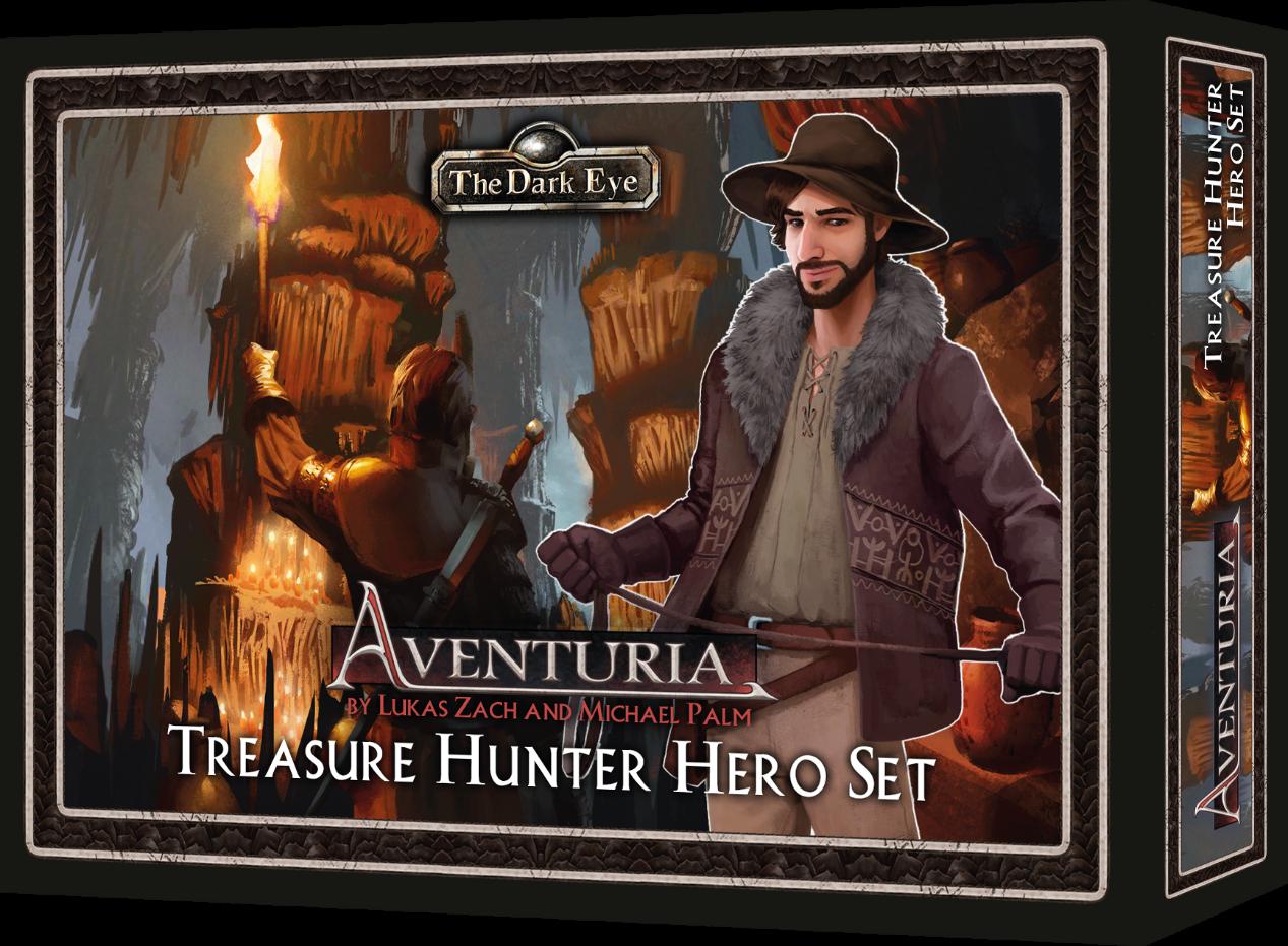 Aventuria Introducing the Treasure Hunter + Demo