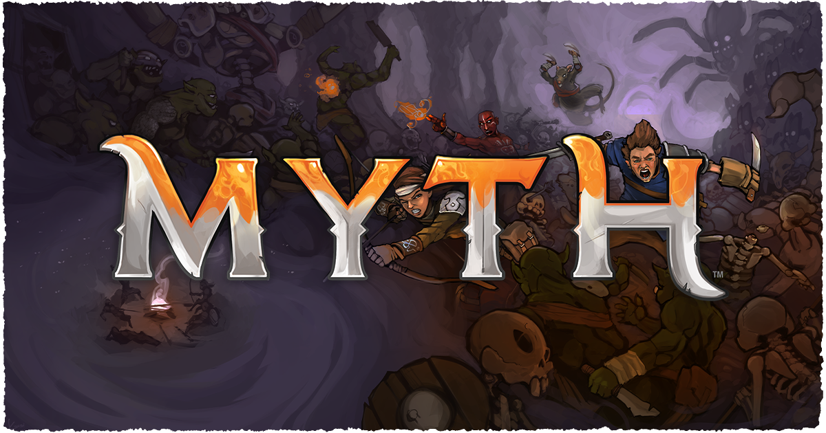 Movement and Action in Myth: Dawn of Heroes