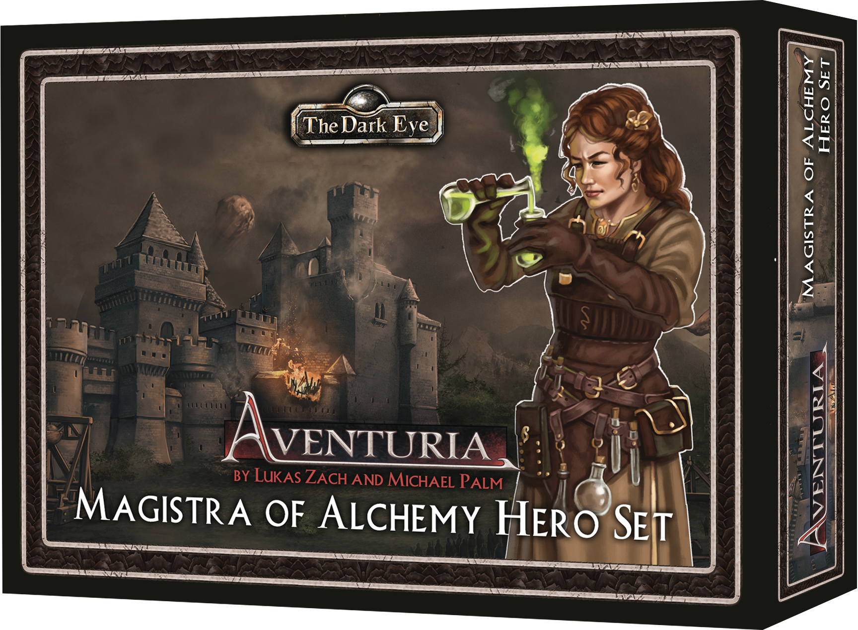 Aventuria – Magistra of Alchemy on Tabletop Simulator