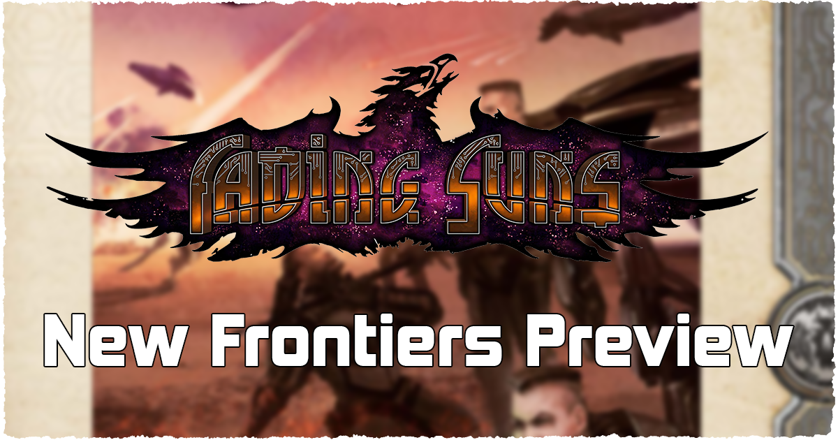 Fading Suns – New Frontiers Creatures