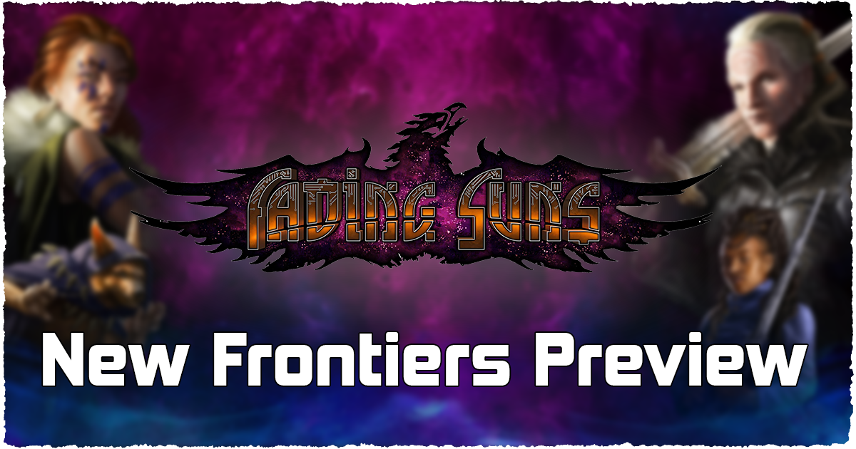 Fading Suns – New Frontiers Vuldrok Space preview