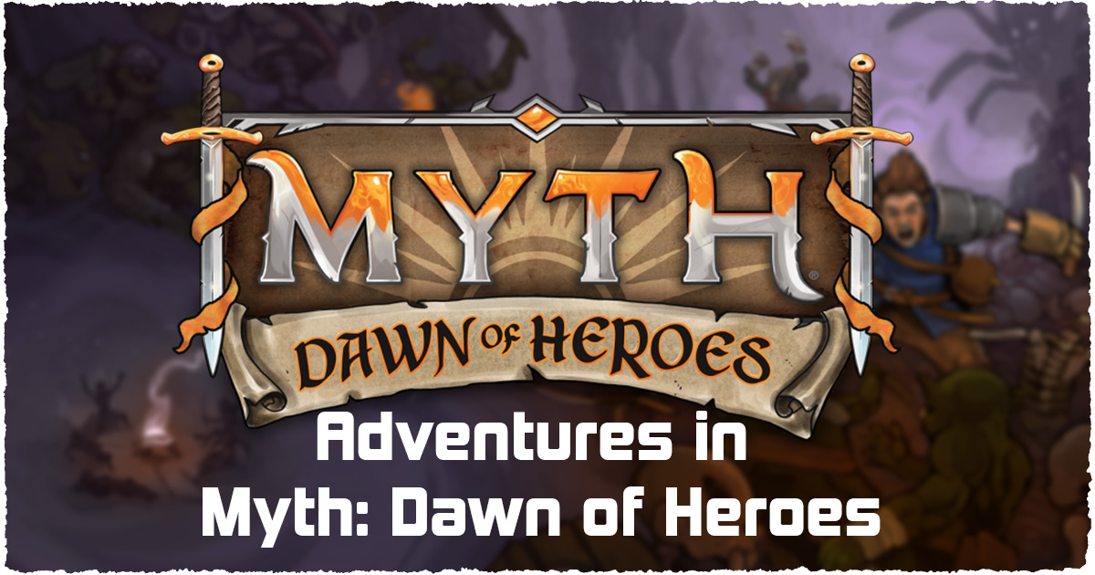 Adventures in Myth: Dawn of Heroes
