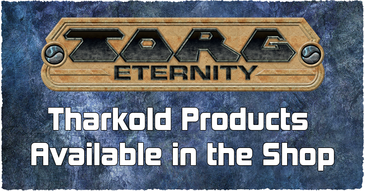 Torg Eternity – Tharkold products available on our store